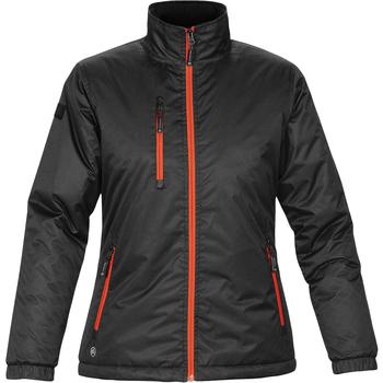 vaatteet Naiset Pusakka Stormtech GSX-2W Black/Orange