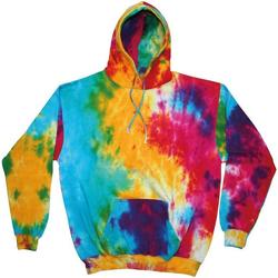 vaatteet Miehet Svetari Colortone TD31M Multi Rainbow