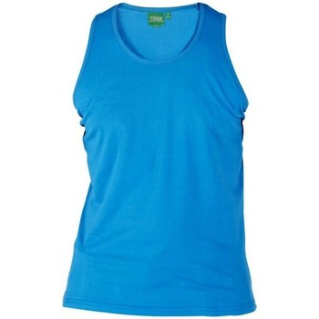 vaatteet Miehet Hihattomat paidat / Hihattomat t-paidat Duke  Blue