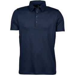 vaatteet Miehet Lyhythihainen poolopaita Tee Jays TJ1440 Navy Blue