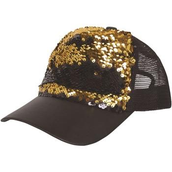 Asusteet / tarvikkeet Lippalakit Bristol Novelty  Black/Gold