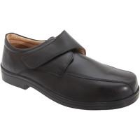kengät Miehet Mokkasiinit Roamers  Black