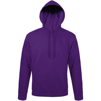 vaatteet Miehet Svetari Sols 47101 Dark Purple