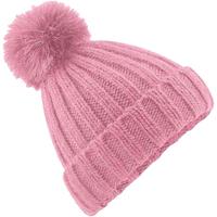 Asusteet / tarvikkeet Pipot Beechfield Verbier Dusky Pink