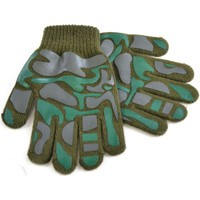 Asusteet / tarvikkeet Pojat Hanskat Universal Textiles  Green