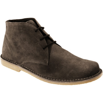 kengät Miehet Bootsit Roamers  Dark Brown