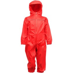 vaatteet Pojat Jumpsuits / Haalarit Regatta RG252 Classic Red