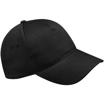 Asusteet / tarvikkeet Lippalakit Beechfield B15 Black