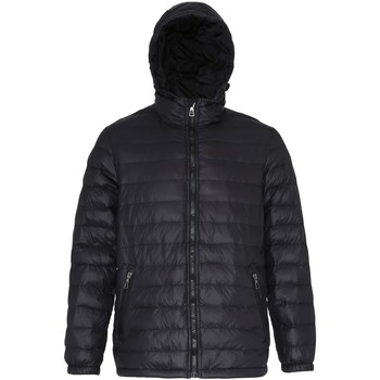 vaatteet Miehet Toppatakki 2786 TS016 Black/Black