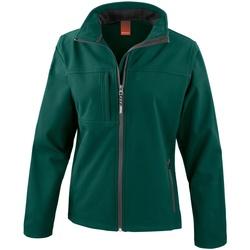 vaatteet Naiset Pusakka Result R121F Bottle Green