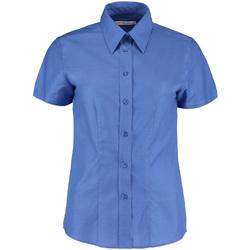 vaatteet Naiset Paitapusero / Kauluspaita Kustom Kit KK360 Italian Blue