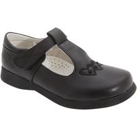 kengät Tytöt Balleriinat Boulevard  Black Matt