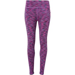 vaatteet Naiset Legginsit Tridri TR031 Space Pink