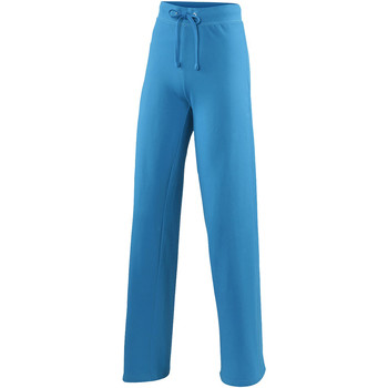 vaatteet Naiset Verryttelyhousut Awdis JH075 Sapphire Blue
