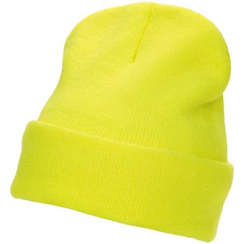 Asusteet / tarvikkeet Pipot Yoko CAP402 Hi-Vis Yellow