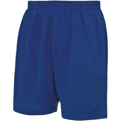 vaatteet Miehet Shortsit / Bermuda-shortsit Just Cool JC080 Royal Blue