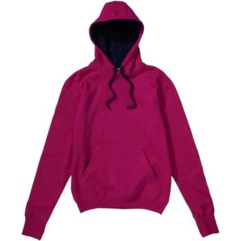 vaatteet Miehet Svetari Sg SG24 Dark Pink/Navy