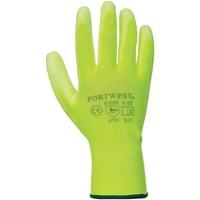 Asusteet / tarvikkeet Hanskat Portwest PW081 Yellow