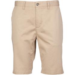 vaatteet Miehet Shortsit / Bermuda-shortsit Front Row FR605 Stone