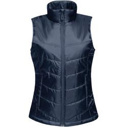 vaatteet Naiset Neuleet / Villatakit Regatta TRA832 Navy Blue