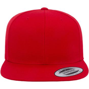Asusteet / tarvikkeet Lippalakit Yupoong FF6089M Red/Red