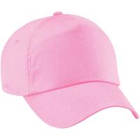Asusteet / tarvikkeet Lippalakit Beechfield B10 Classic Pink