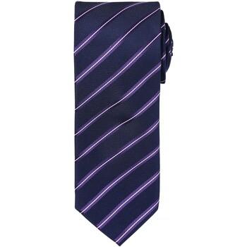 vaatteet Miehet Solmiot ja asusteet Premier Formal Navy/ Purple