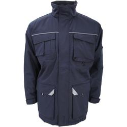 vaatteet Miehet Parkatakki Result R301X Navy Blue