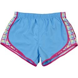 vaatteet Naiset Shortsit / Bermuda-shortsit Boxercraft Velocity Sapphire/ Plaid