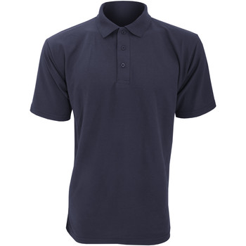 vaatteet Miehet Lyhythihainen poolopaita Ultimate Clothing Collection UCC003 Navy Blue