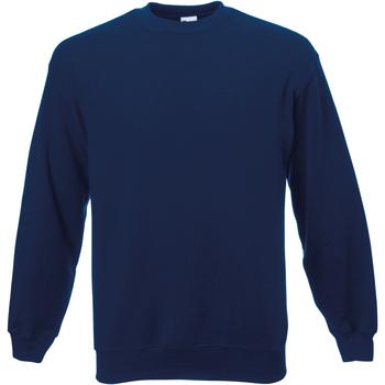 vaatteet Miehet Svetari Universal Textiles 62202 Navy Blue
