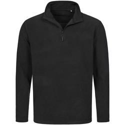 vaatteet Miehet Fleecet Stedman  Black Opal