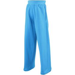 vaatteet Lapset Verryttelyhousut Awdis  Sapphire Blue