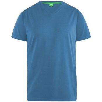 vaatteet Miehet Lyhythihainen t-paita Duke  Teal
