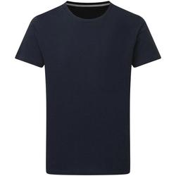 vaatteet Miehet Lyhythihainen t-paita Sg Perfect Navy Blue