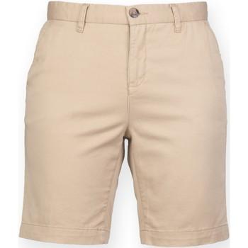 vaatteet Naiset Shortsit / Bermuda-shortsit Front Row FR606 Stone