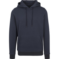 vaatteet Miehet Svetari Build Your Brand BY011 Navy