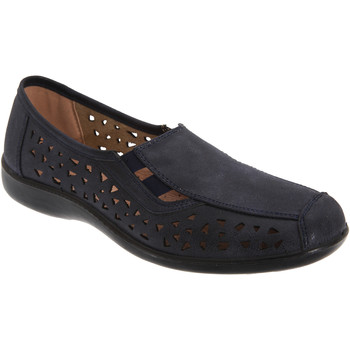 kengät Naiset Mokkasiinit Boulevard  Navy Blue