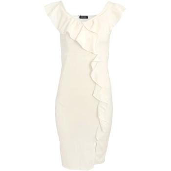 vaatteet Naiset Lyhyt mekko Girls On Film  White