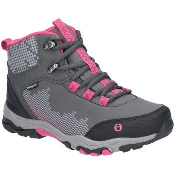 kengät Lapset Vaelluskengät Cotswold  Grey/Pink