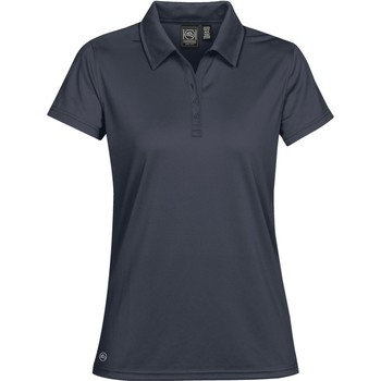 vaatteet Naiset Lyhythihainen poolopaita Stormtech PG-1W Navy Blue