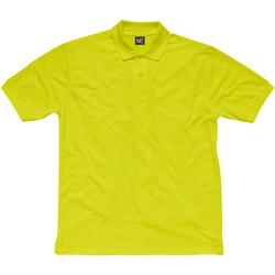 vaatteet Lapset Lyhythihainen poolopaita Sg SG50K Lime