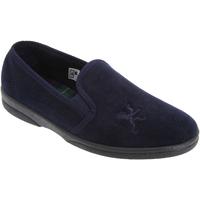 kengät Miehet Tossut Sleepers  Navy Blue