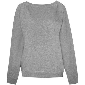 vaatteet Naiset Svetari Skinni Fit SK513 Heather Grey