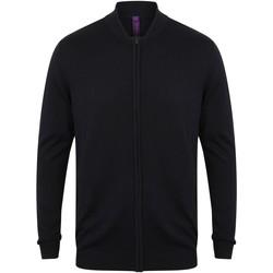 vaatteet Neuleet / Villatakit Henbury HB718 Navy