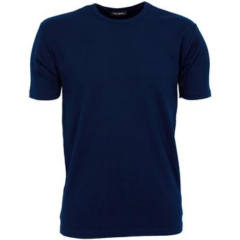 vaatteet Miehet Lyhythihainen t-paita Tee Jays TJ520 Navy Blue
