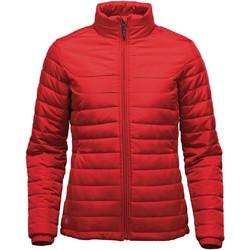 vaatteet Naiset Toppatakki Stormtech QX-1W Bright Red