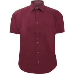 vaatteet Miehet Lyhythihainen paitapusero Russell 947M Port