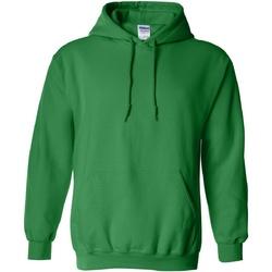 vaatteet Svetari Gildan 18500 Irish Green