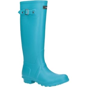 kengät Naiset Kumisaappaat Cotswold Sandringham Turquoise